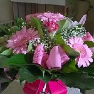 Bouquet rond petit modèle